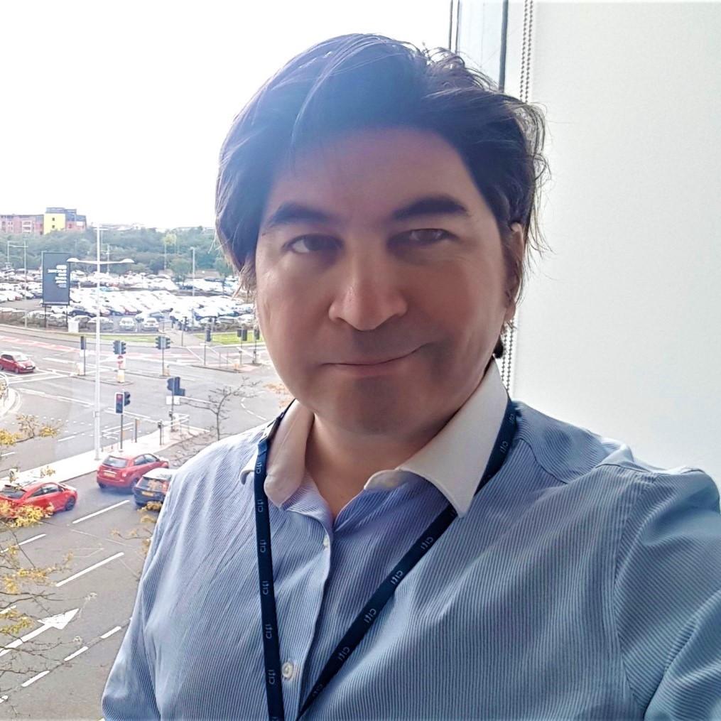 Ivo Stuparich - Head of Software